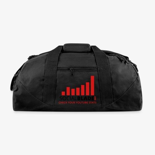 Traditional Logo Tagline - Duffel Bag