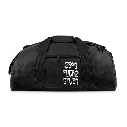 Zero Fucks Given - Duffel Bag