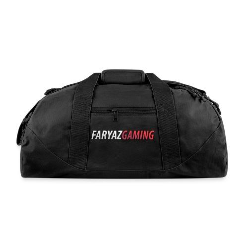 FaryazGaming Text - Duffel Bag
