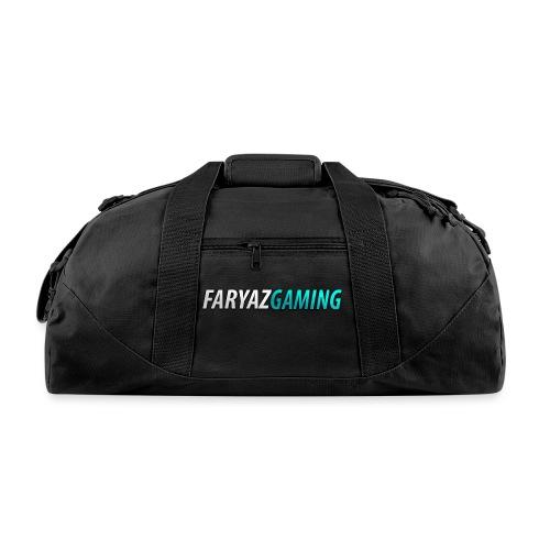 FaryazGaming Theme Text - Duffel Bag