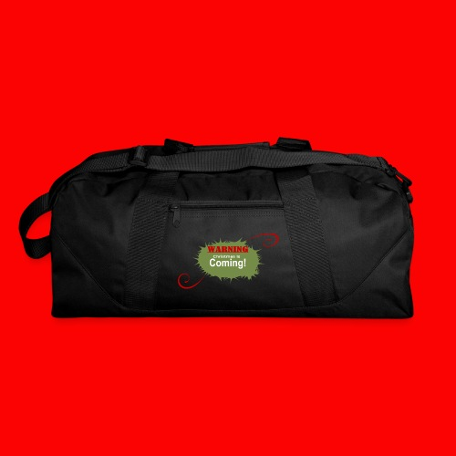 Christmas_is_Coming - Duffel Bag