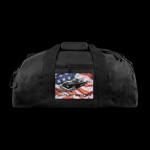 World's Best Muscle Cars - Duffel Bag