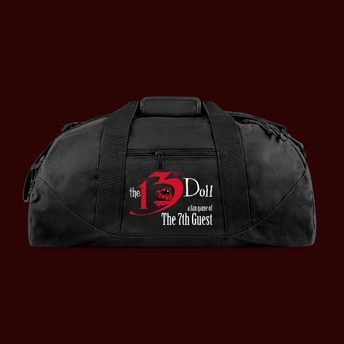 The 13th Doll Logo - Duffel Bag