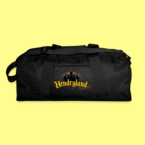 HENDRYLAND logo Merch - Duffel Bag