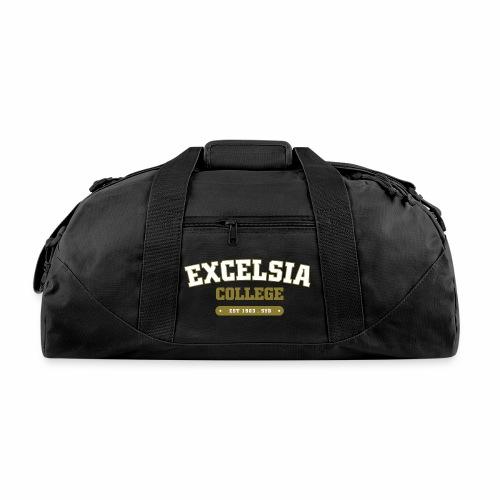 Merchandise logo artwork outlines - Duffel Bag