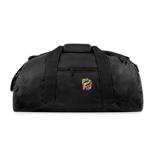 Eddie Mills Christmas - Duffel Bag