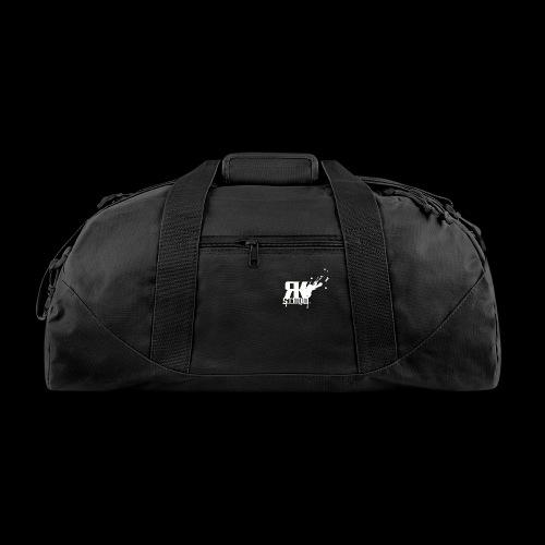 RKStudio White Logo Version - Duffel Bag