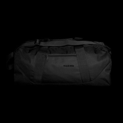 White shirt - Duffel Bag
