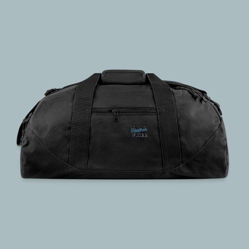 Stronger Healthier Wiser - Duffel Bag