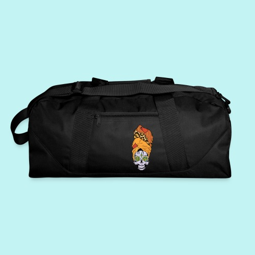 ERYKAH BADU SKULLY - Duffel Bag