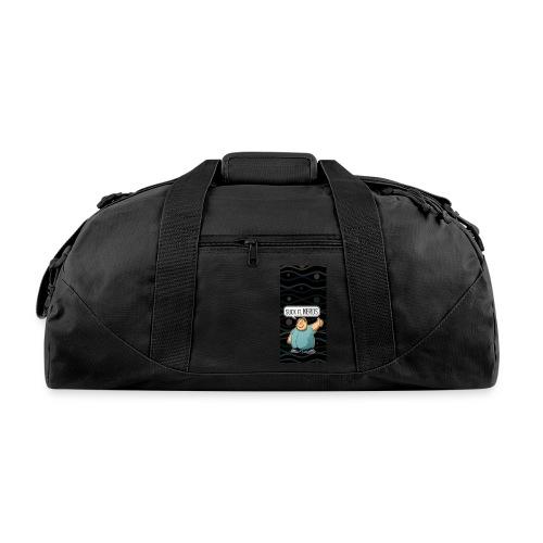 nerdiphone5 - Duffel Bag
