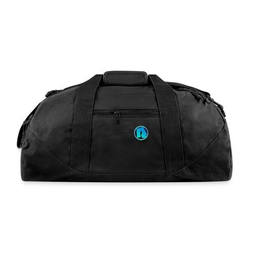 Channel Logo - qppqrently Main Merch - Duffel Bag