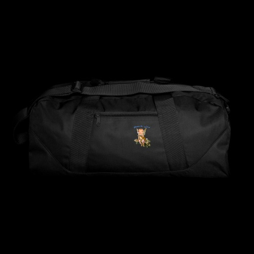 Peace and Love - Duffel Bag