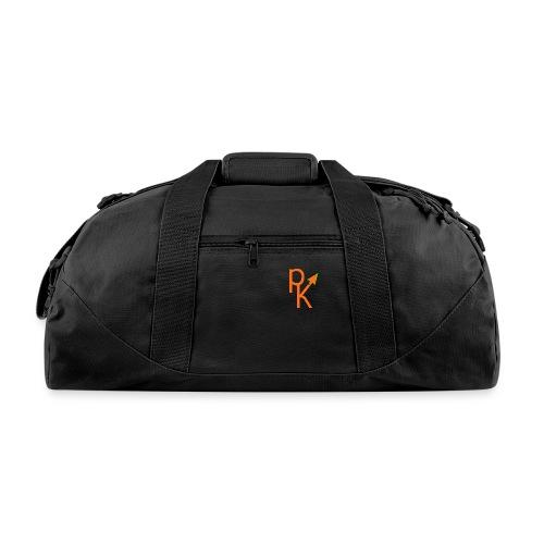 Plusklix Logo - Duffel Bag