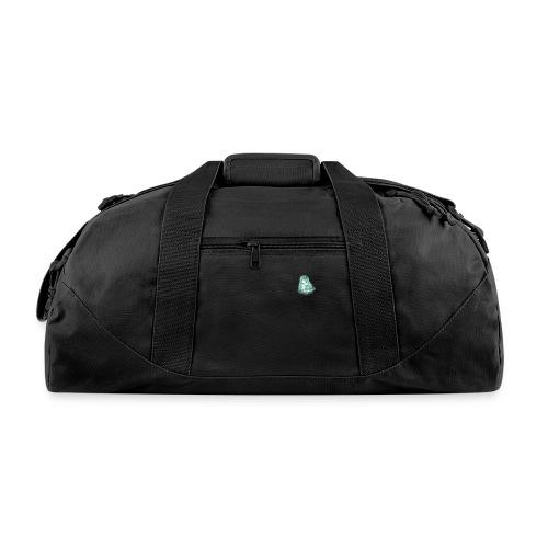 Summrrz Logo Transparent - Duffel Bag