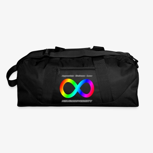 Embrace Neurodiversity - Duffel Bag