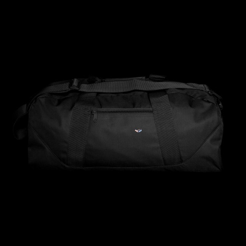 Black T-Shirt - Seventeen - Duffel Bag