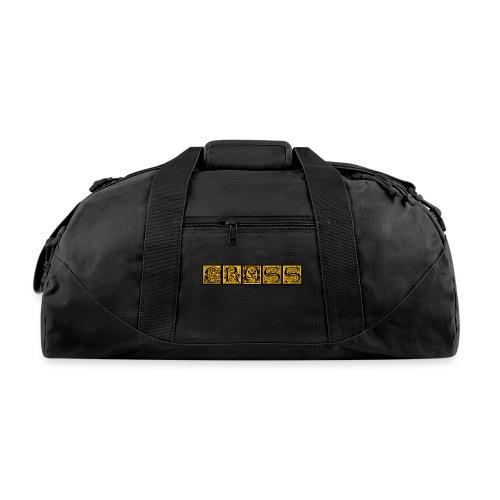 Cr0ss Gold-Out logo - Duffel Bag