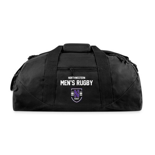 Northwestern Rugby Logotype 2 - Duffel Bag
