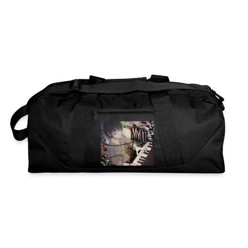 Dark Piano 1 - Duffel Bag