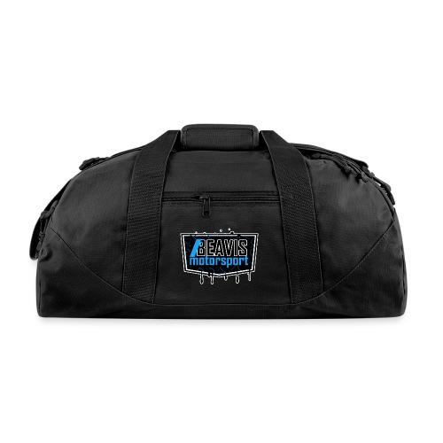BEAVIS Motorsport Badge Logo - Duffel Bag