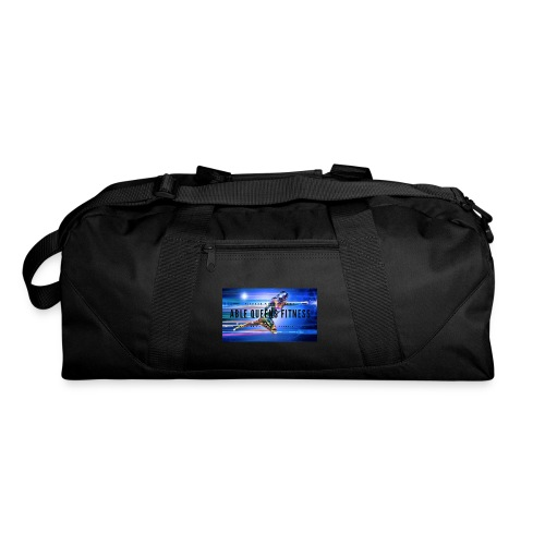 Able Queens Fitness Logo - Duffel Bag