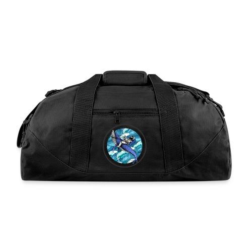 Astronaut Whale - Duffel Bag