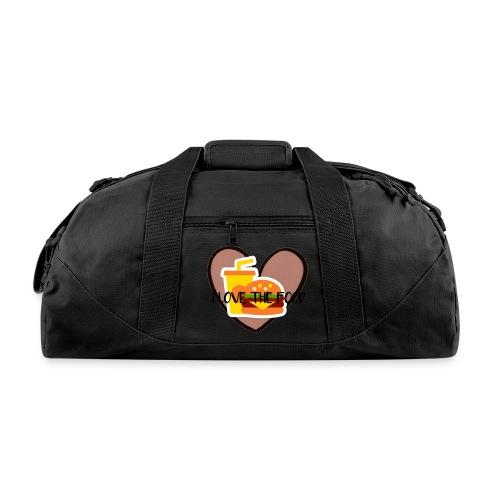 Food - Duffel Bag