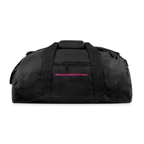 #NamasteMotherF*ckers - Duffel Bag