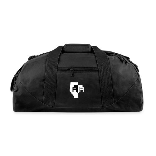 B W ATA NO Social Media png - Duffel Bag