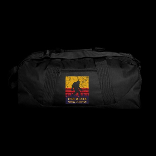 Hide And Seek World Champion T-Shirts - Duffel Bag