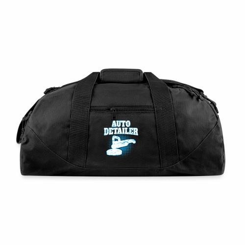 AUTO DETAILER SHIRT | CAR DETAILING - Duffel Bag