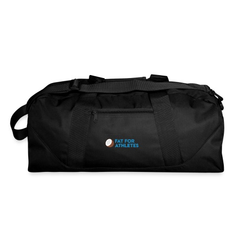 Fat For Athletes Merch - Duffel Bag