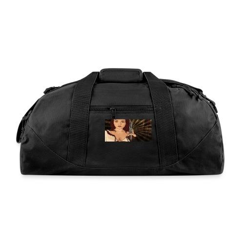 jjj copy png - Duffel Bag