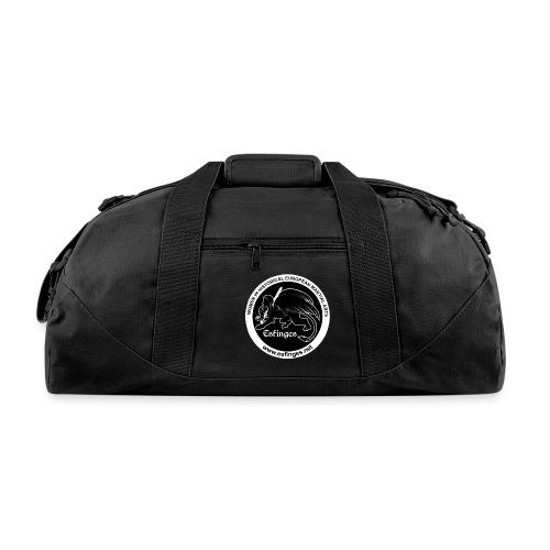 Esfinges Logo Black - Duffel Bag
