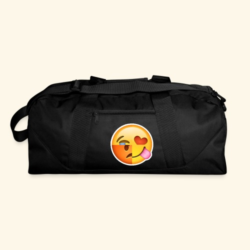 E Tees , Unique , Love , Cry, angry - Duffel Bag