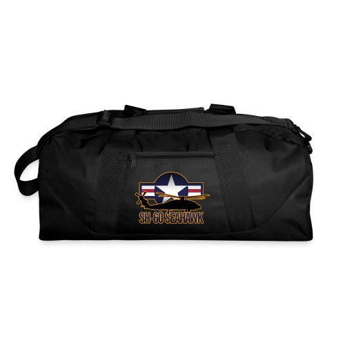 SH 60 sil jeffhobrath MUG - Duffel Bag