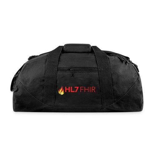 HL7 FHIR Logo - Duffel Bag