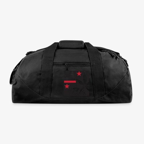 grid2 png - Duffel Bag