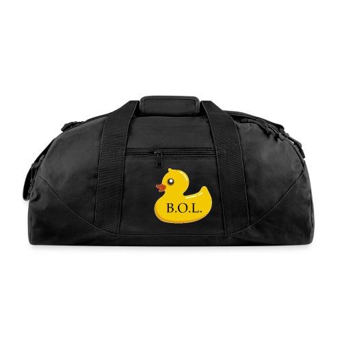 Official B.O.L. Ducky Duck Logo - Duffel Bag