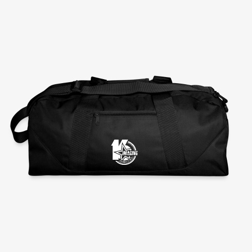 16 Badge White - Duffel Bag