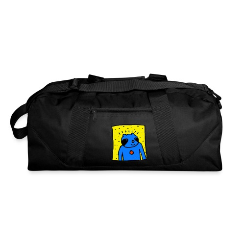 Sloth Portrait Hoodie - Duffel Bag