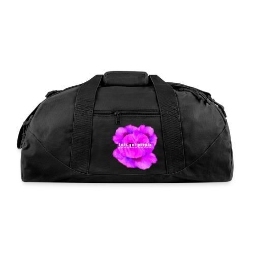 lets_get_purple_2 - Duffel Bag