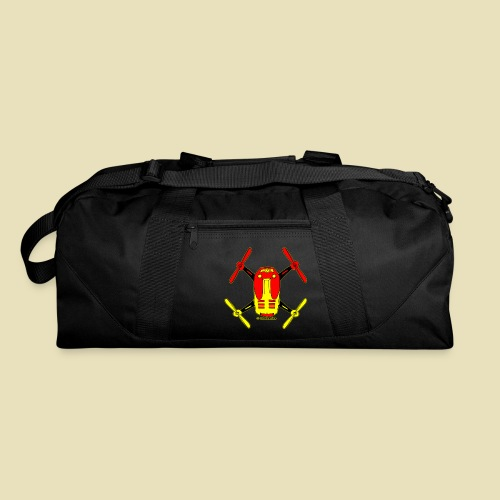 GrisDismation Ongher Droning Out Tshirt - Duffel Bag