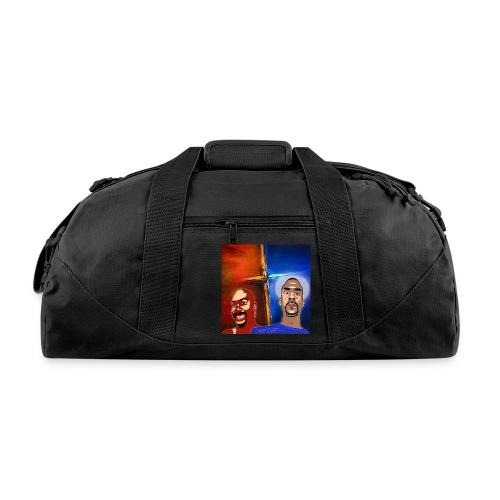 pretty tony galaxy 7 edge case - Duffel Bag
