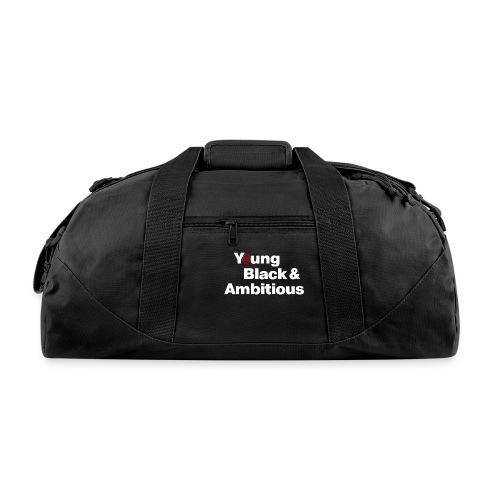 YBA Black Shirt2 - Duffel Bag