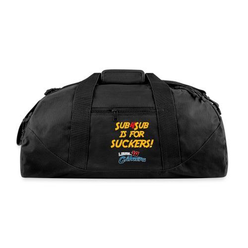 Anti Sub4Sub - Duffel Bag