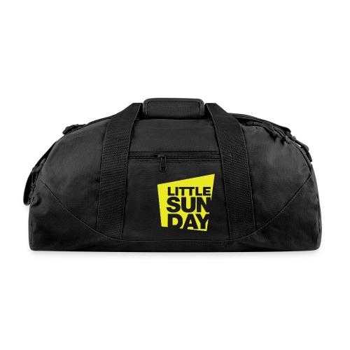 littleSUNDAY Official Logo - Duffel Bag