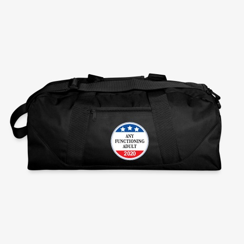 Any Functioning Adult 2020 - Duffel Bag