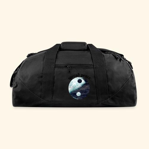 spread peace - Duffel Bag